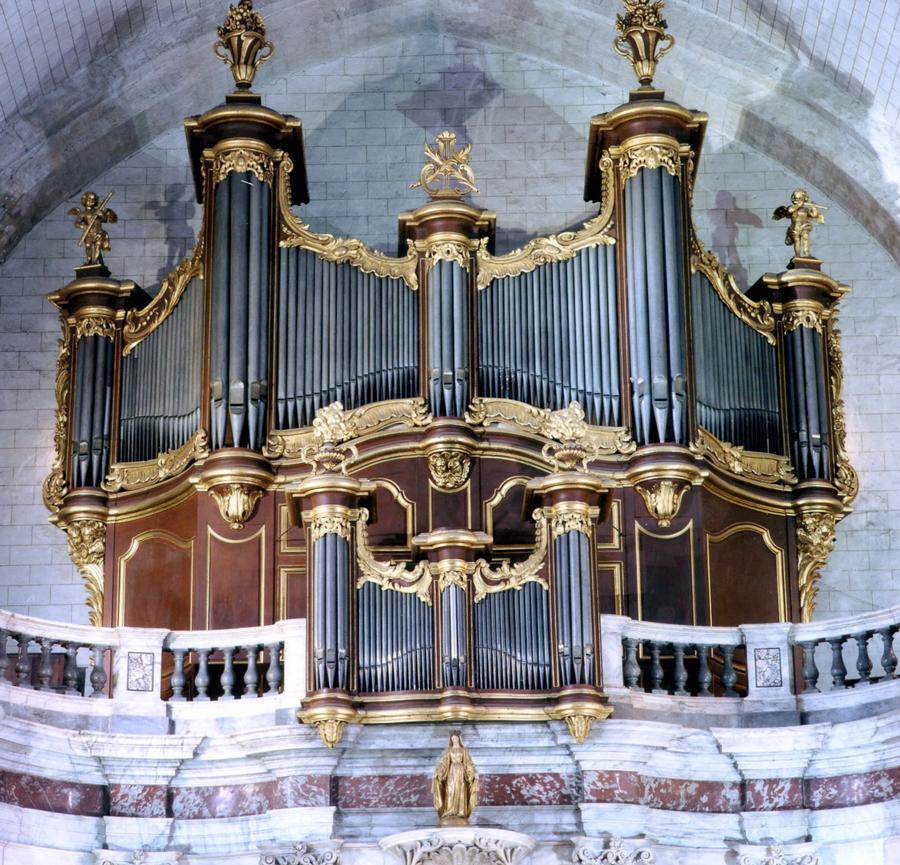 Orgue Micot Saint-Pons des Thomières
